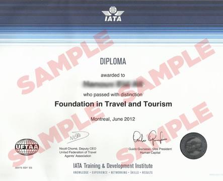 IATA/UFTAA